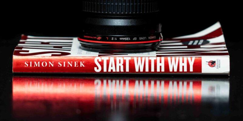 کتاب با چرا شروع کنید