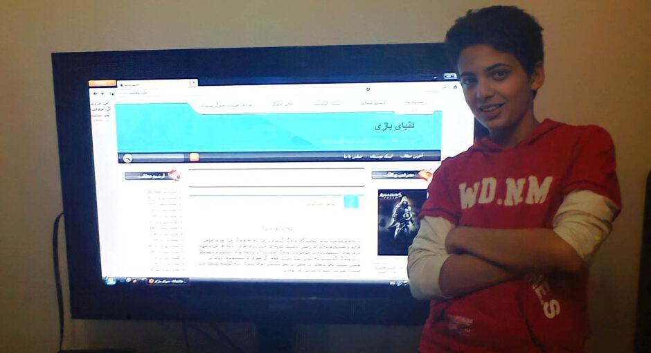 رضا توکلی وبلاگ گیمزآر